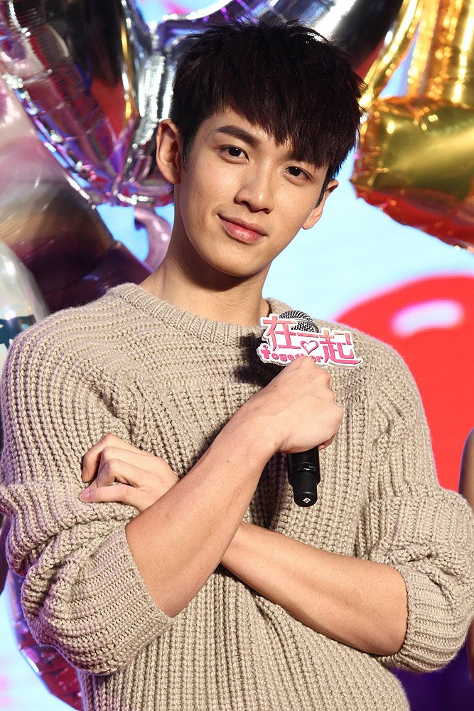 Actor Kai Ko Busted with Jacee Chan in Beijing for ...