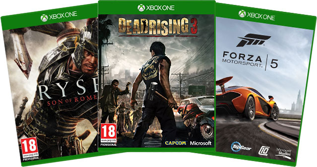 Xbox One Games S : Xbox one to arrive in taiwan icrt