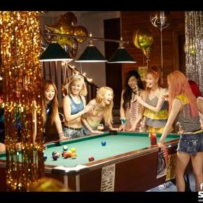 Girls Generation Set Off Chase at Taoyuan Airport