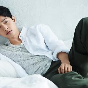 """Descendants of the Sun"" Star Song Joong-ki Promotes Taiwan Travel"