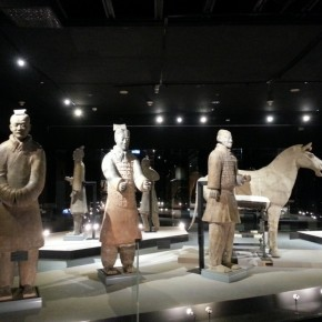 Terracotta: the Rise and Legacy of Qin Culture