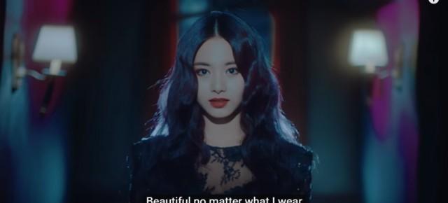Chou Tzuyu Shows Dark Side in New TWICE Song