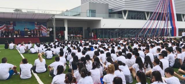 KAS Opens New Sports Complex